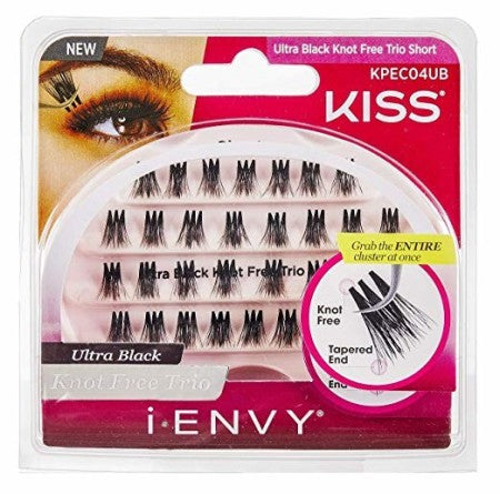 KISS I Envy Knot Free Trio Short  1 ea (1 Pack)
