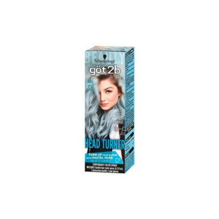 Schwarzkopf Got2B Color Headturner Temporary Hair Color Spray Peach, 4.2 oz (1 Pack)
