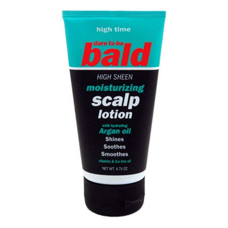High Time Dare To Be Bald Scalp Lotion Moisturizing  4.75 oz (1 Pack)