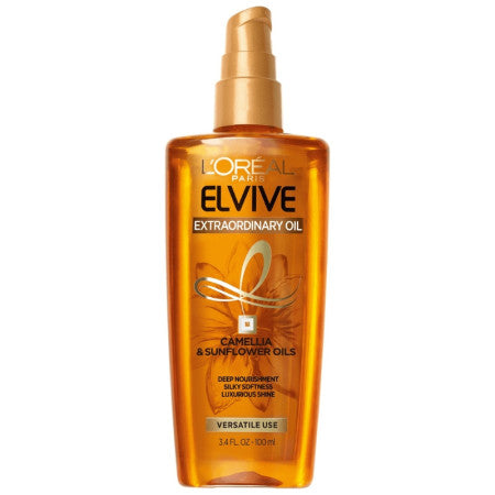 L'Oreal Paris Elvive Extraordinary Oil Deep Nourishing Treatment 3.4 oz (1 Pack)