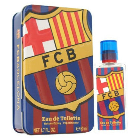 Air-Val International FC Barcelona Eau De Toilette 1.7 oz (1 Pack)