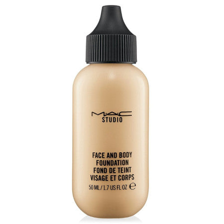 MAC Studio Face & Body Foundation, C2 1.7 oz (1 Pack)