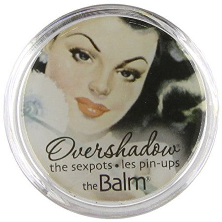 theBalm Overshadow Shimmering All-Mineral Eyeshadow, If yu're Rich, I'm Single 0.02 oz (1 Pack)