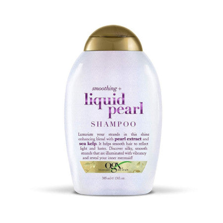 OGX Liquid Pearl Shampoo, 13 oz  (1 Pack)