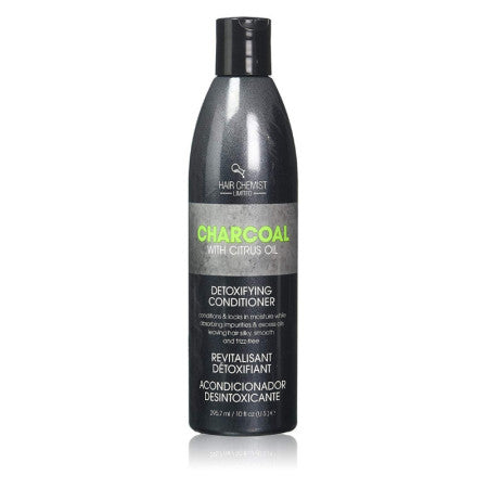Hair Chemist Charcoal Detoxifying Conditioner, 10 oz (1 Pack)