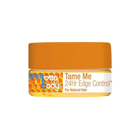 Lotta Body Tame Me 24 Hr Edge Control For Natural Hair, 2.25 oz  (1 Pack)