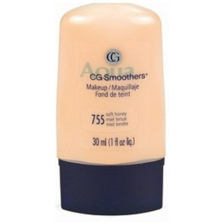 CoverGirl Smoothers Liquid Foundation, Soft Honey, 1 ea (1 Pack)