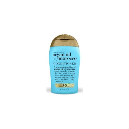 Organix Moroccan Argan Oil Conditioner, 3 oz (1 Pack)