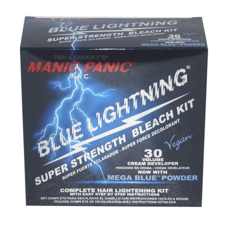 Manic Panic Blue Lightning Bleach Kit (Super Strength), 1 ea (1 Pack)