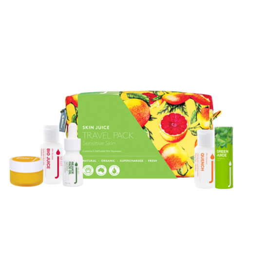 Skin Juice Sensitive Skin Travel Pack