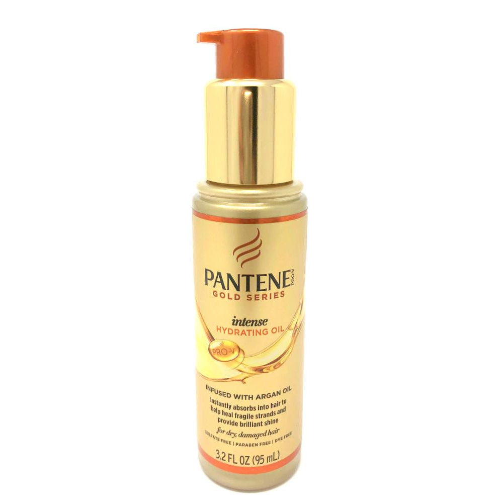 Pantene Pro-V Gold Series Intense Hydrating Oil 3.2 oz