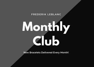 Frederik Leblanc Monthly Club (Exclusive First Month Welcome Offer)