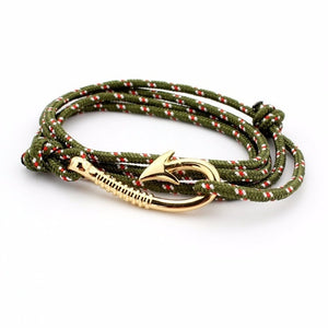 Gold Hook - Green