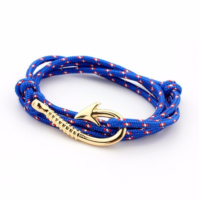 Gold Hook - Blue