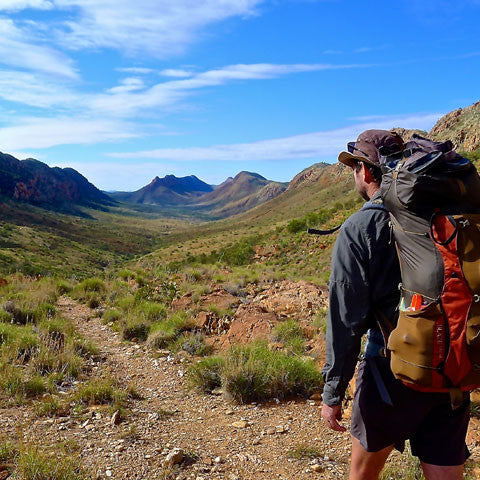 Larapinta Trail tips