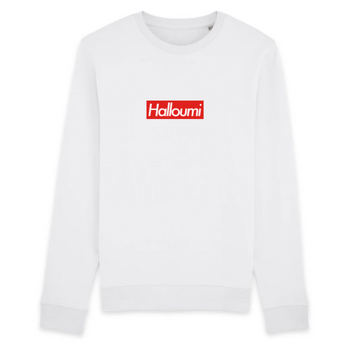 'Halloumi'- Sweatshirt - Living Thing