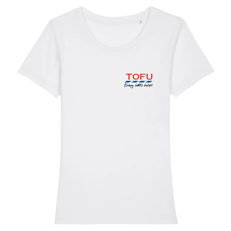 'Tofu' - Women's T-Shirt - Living Thing