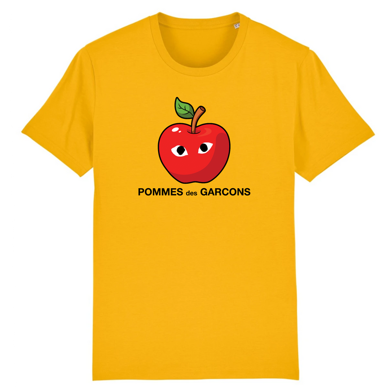 'Pommes des Garcons' - T-Shirt - Living Thing