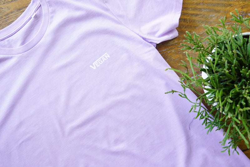 'Vegan' - T-Shirt - Living Thing
