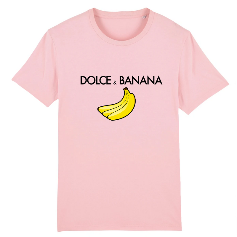 'Dolce & Banana' - T-Shirt - Living Thing