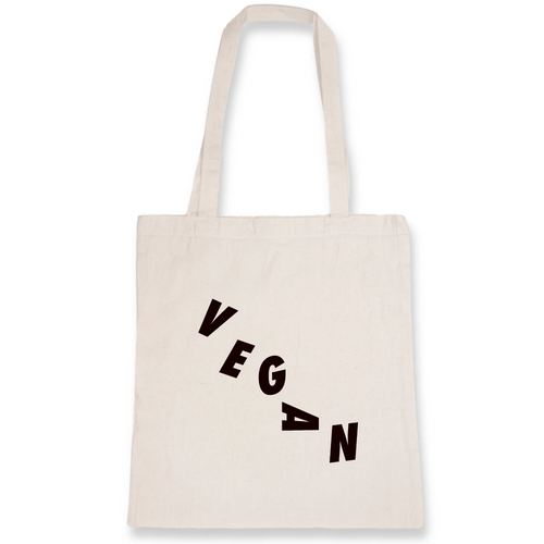 'Vegan' Tote - Living Thing