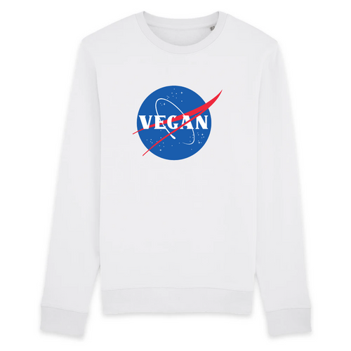 'Vegan' - Sweatshirt - Living Thing