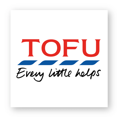 'Tofu' - Sticker - Living Thing