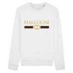 'Halloumi' - Sweatshirt - Living Thing
