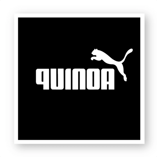 'Quinoa' - Sticker - Living Thing