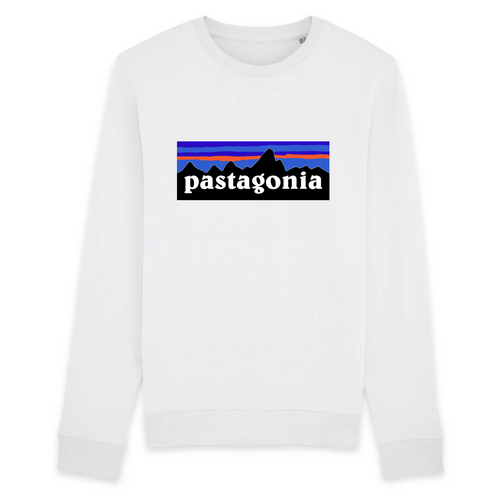 'Pastagonia' - Sweatshirt - Living Thing