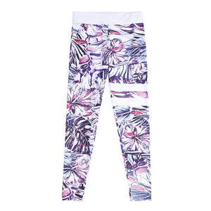 Polyester High Waisted Leggings For Women.