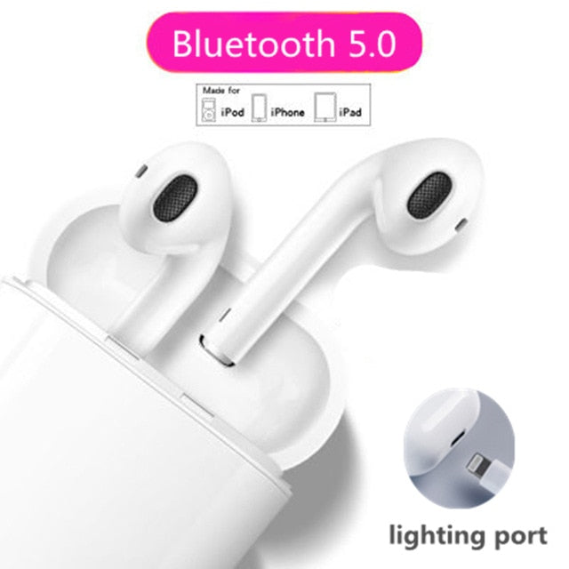 EVybe Bluetooth Headphones With Siri Compatability And Touch To Talk