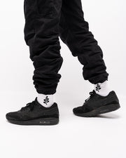 Socks Black/White
