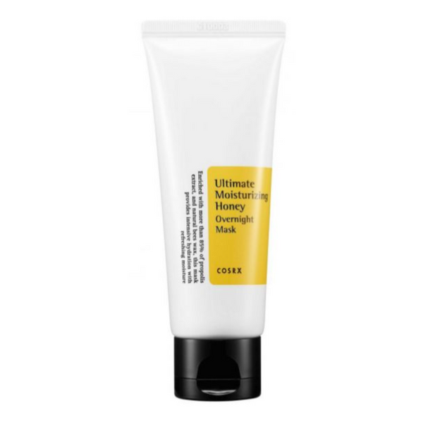 [COSRX] Ultimate Moisturising Honey Overnight Mask