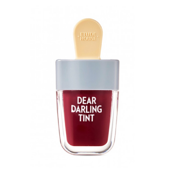 [Etude House] Dear Darling Water Gel Lip Tint - Shark Red RD306