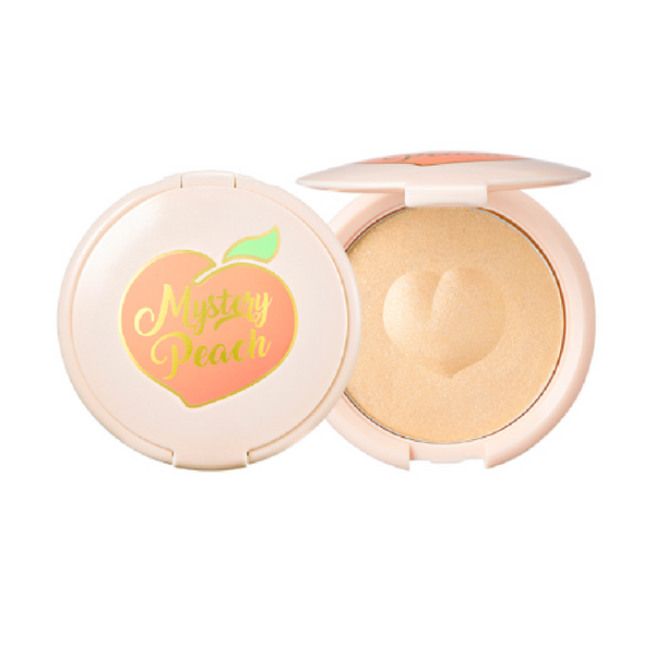 [It's Skin] Colourable Bouncy Highlighter Pearly Peach 01