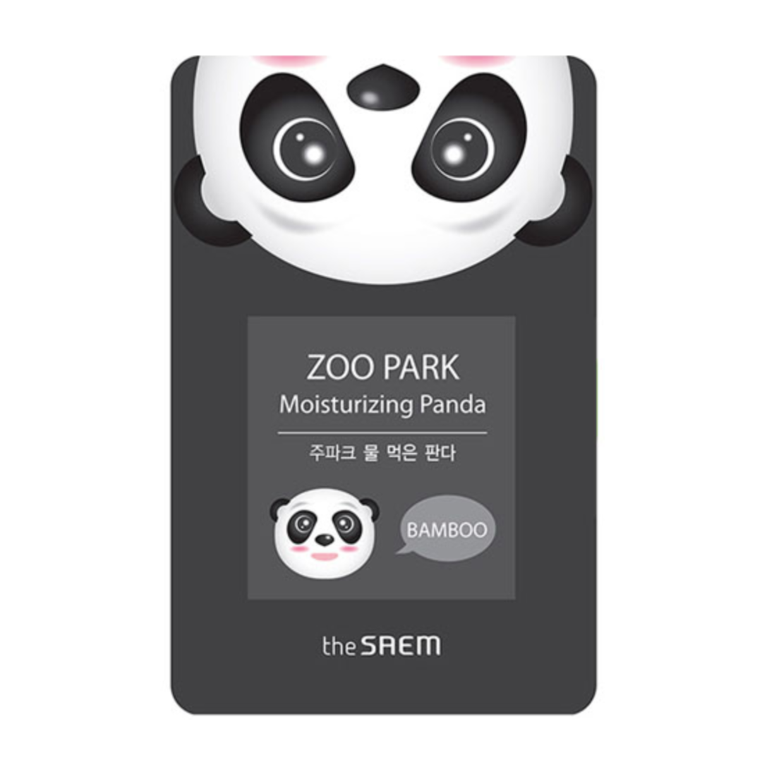 [The Saem] Zoo Park Mask