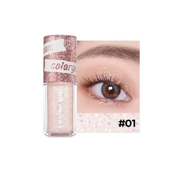 [colorgram] Milk Bling Shadow - #01 Double Star