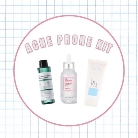 Acne Prone Kit