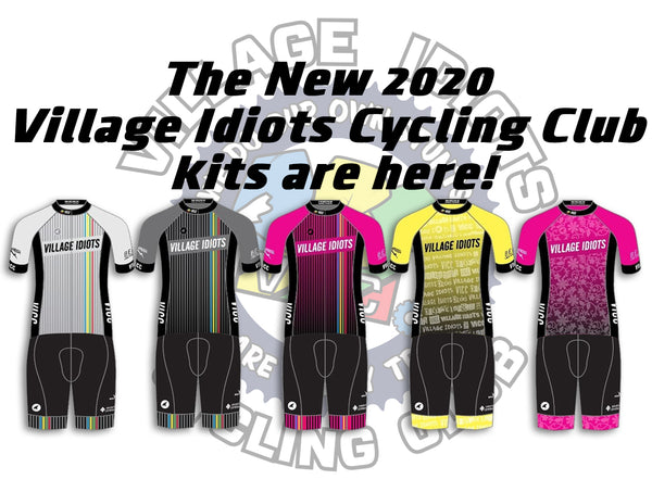 The VICC unveils the new 2020 kits designs