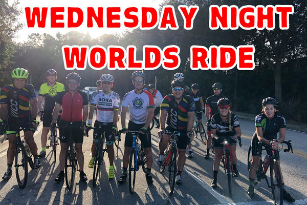 Wednesday Night Worlds