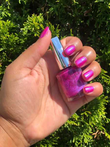 Glamorized Nail Glam Polish