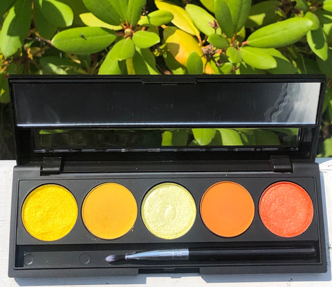 Tuscan Sun Pop Up Palette