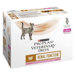 ProPlan Veterinary Cat NF Renal Salmon Box 10x85gr