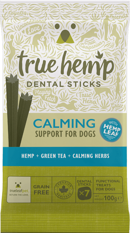 True Hemp Dental Calming Large 125gr