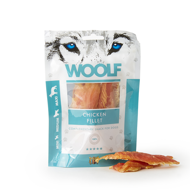 Woolf Filetti Di Pollo  100gr