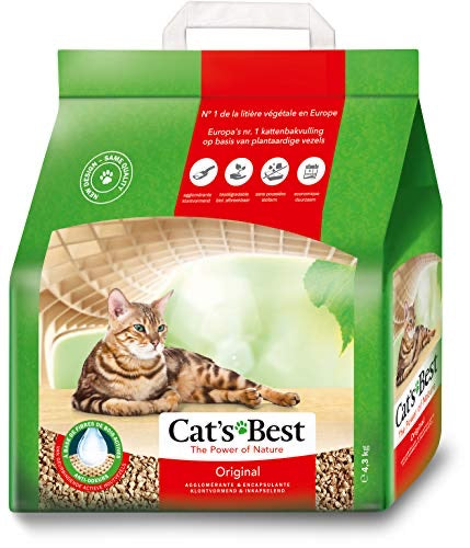 OkoPlus Cat's Best 10lt