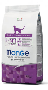Monge Cat Adult Pollo  1,5Kg