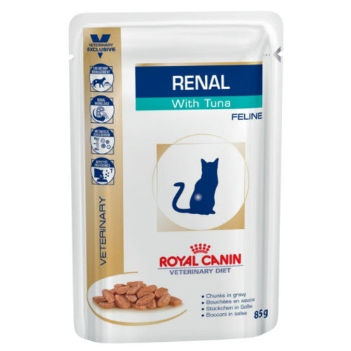 Royal Canin Diet Cat Renal Tonno 85gr
