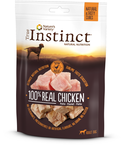 True Instinct Snack Real Chicken 50gr